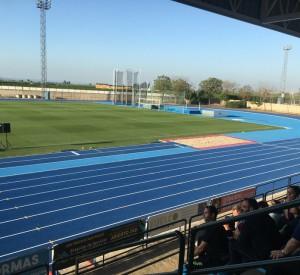 Estadio Municipal Felipe del Valle - La Rinconada Atletismo (1)