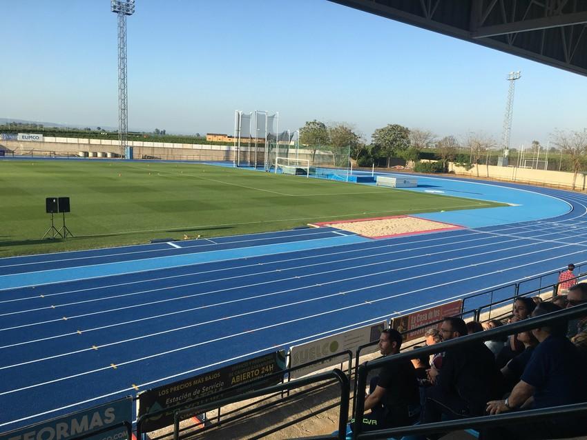 Estadio Municipal Felipe del Valle – La Rinconada Atletismo (1)