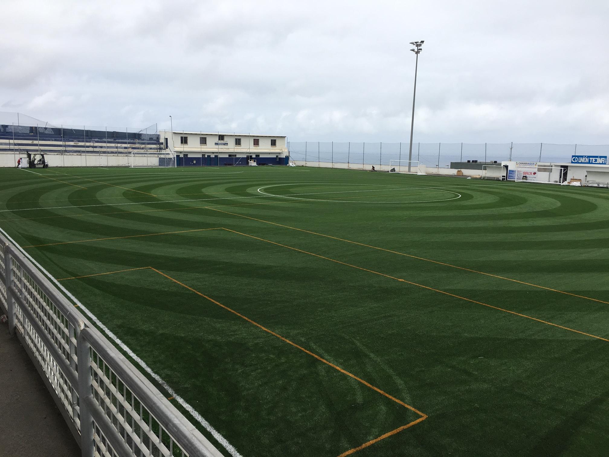Campo de Fútbol Izquierdo Rodríguez, San Cristobal de la Laguna, Tenerife Image