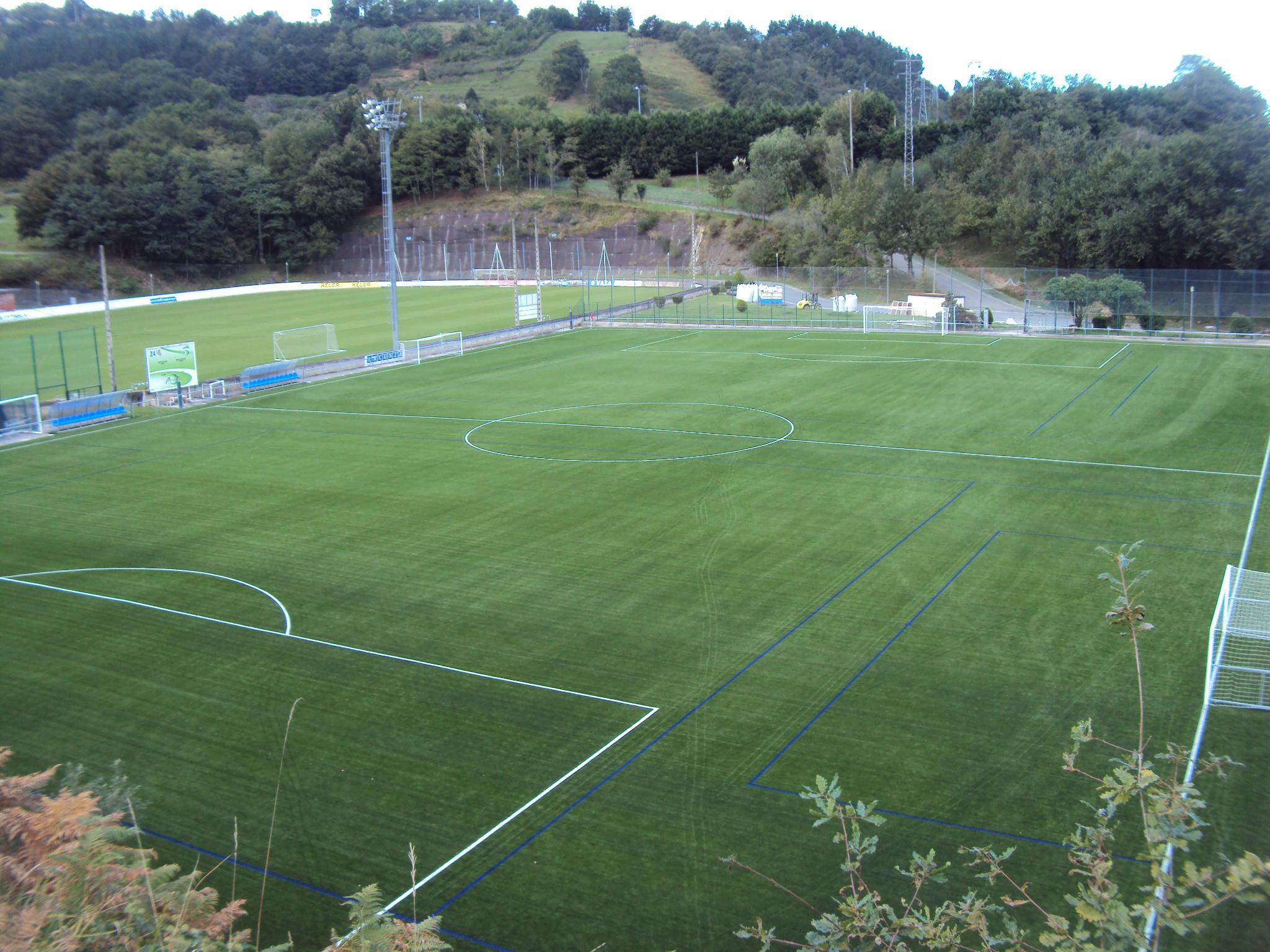 Campo de Fútbol Z4 . Zubieta XXI – Real Sociedad de Fútbol, S.A.D. Image
