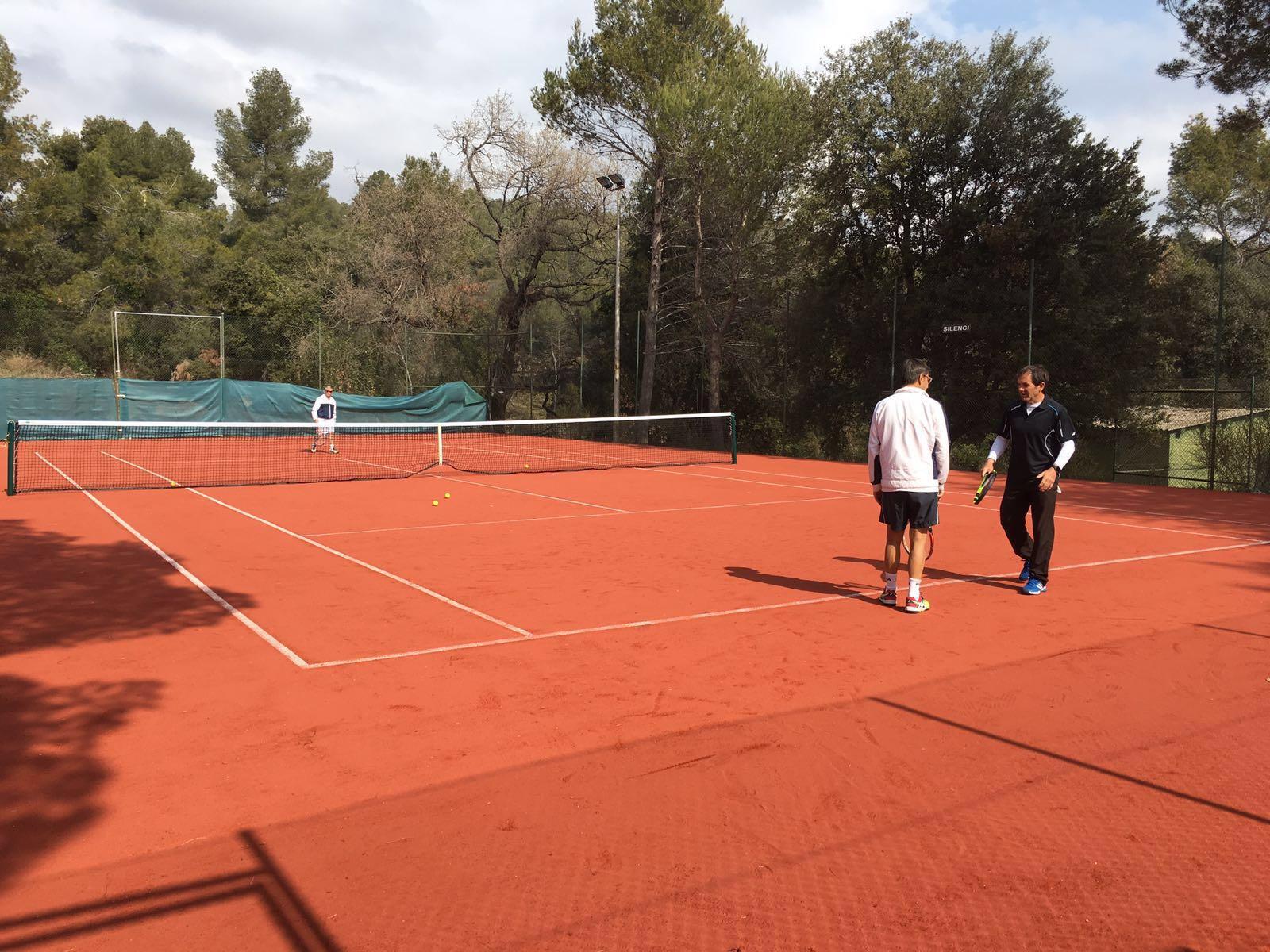 Renovacion de Pistas de Tenis en el Atletic Terrassa Hockey Club – Terrassa Barcelona 1