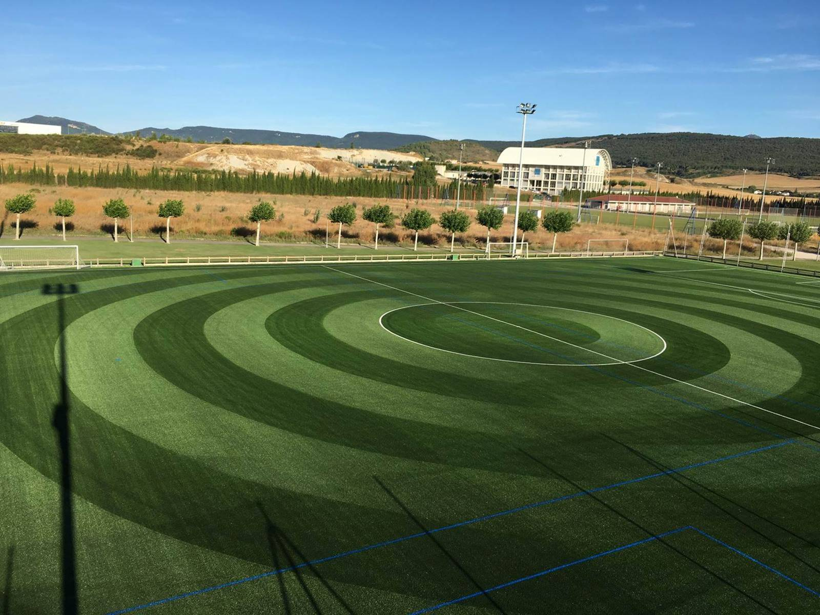 Sport Facility OSASUNA (Ciudad Deportiva Osasuna), Pamplona Image