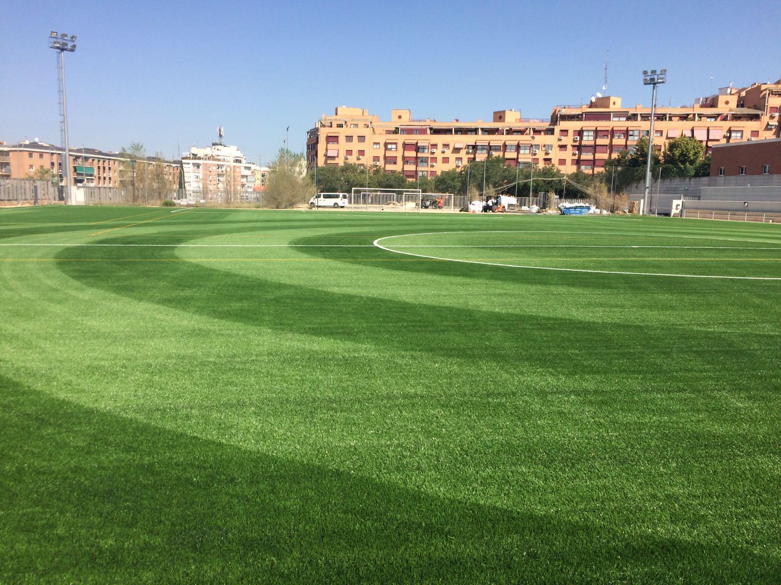 Campo de Fútbol Samaranch