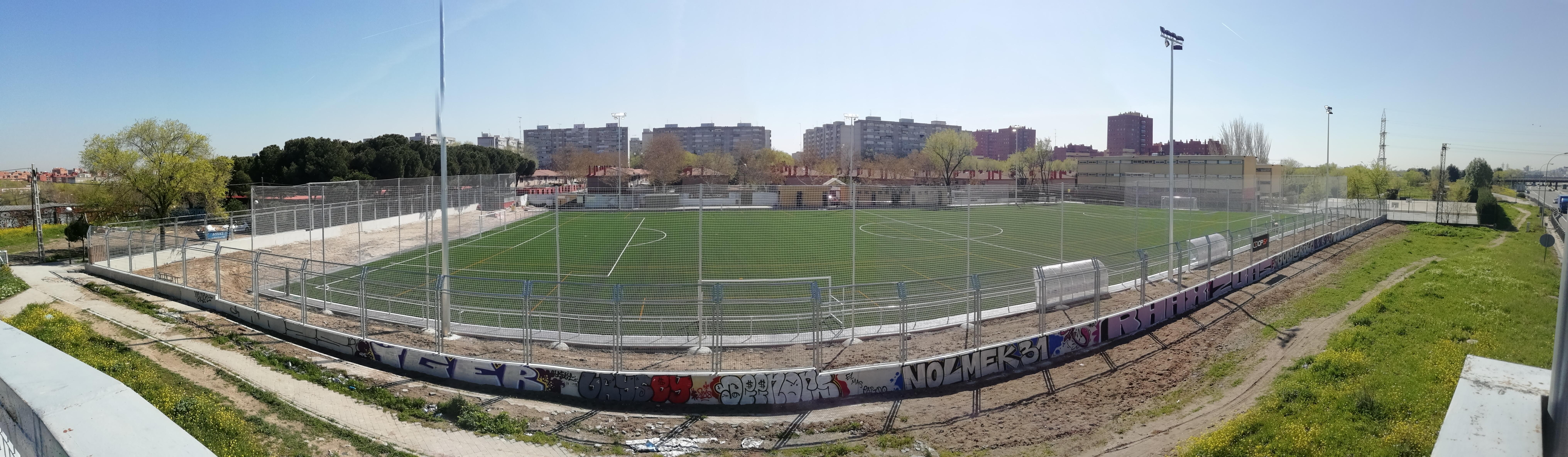 Campo de Fútbol Alzola