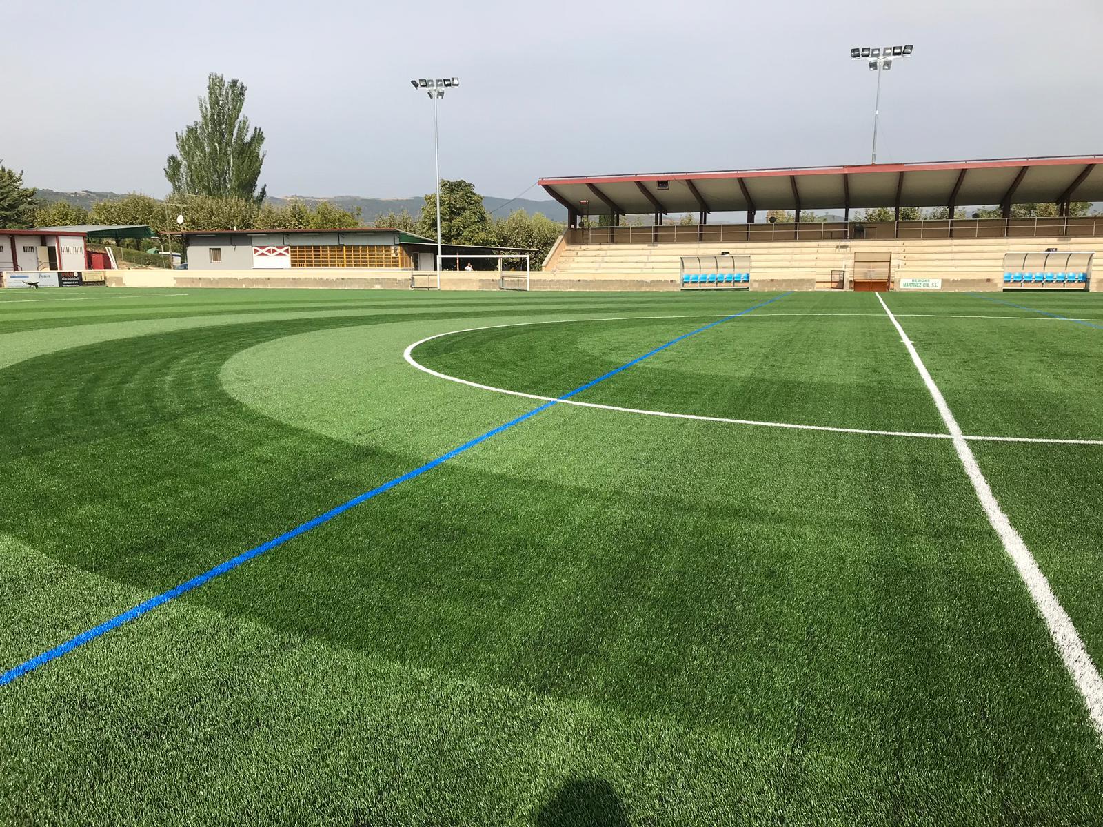 Campo de Fútbol Puente la Reina
