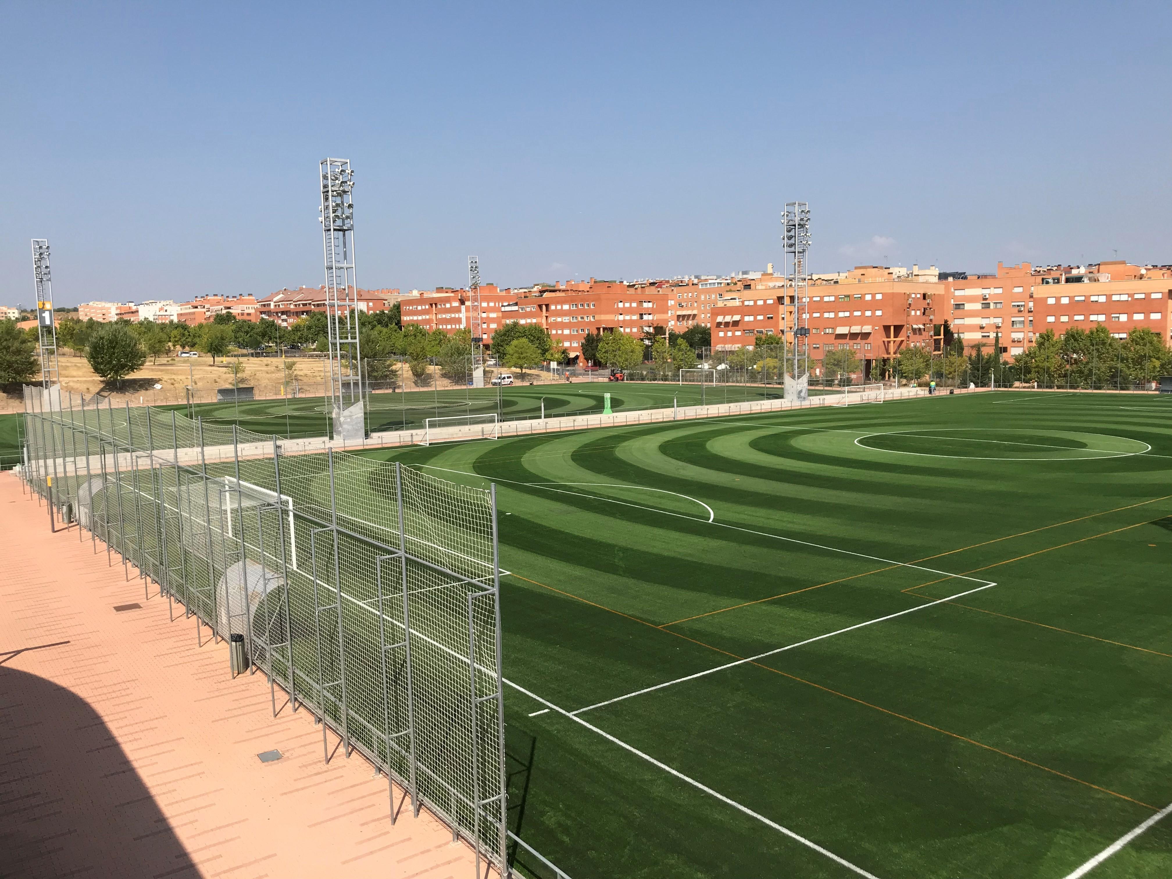 Campo de Fútbol Valdelasfuentes