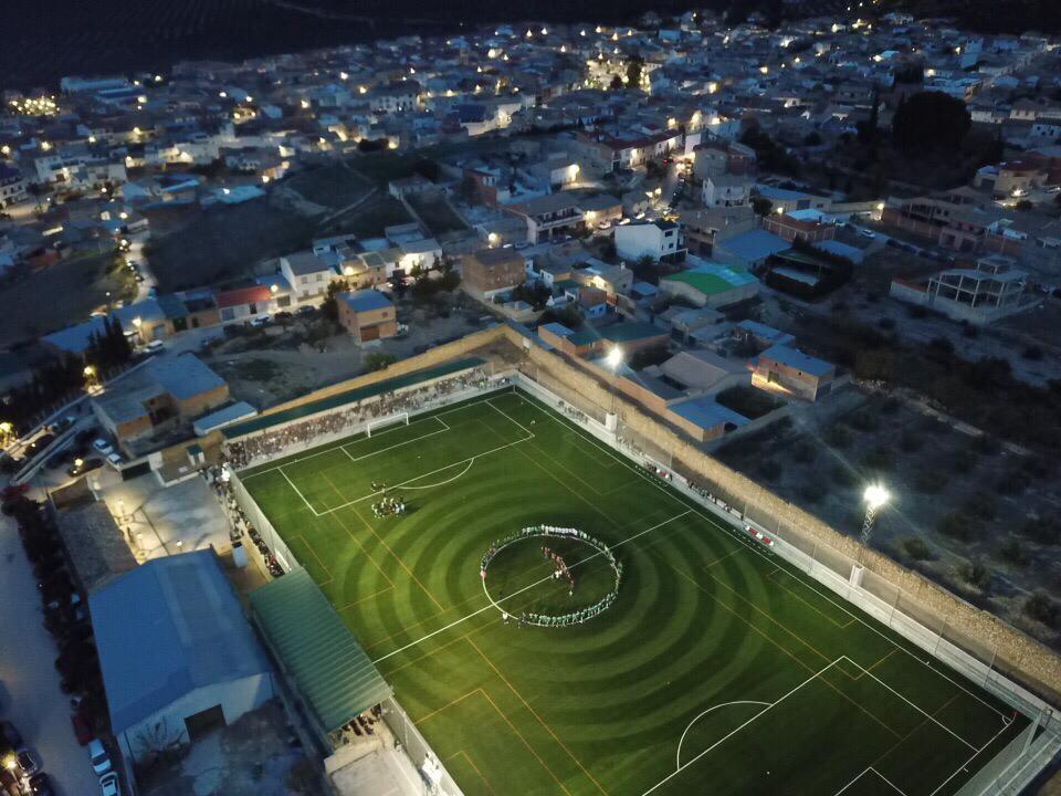 Campo de Fútbol Vicente Molina Muñoz, Jaén Image