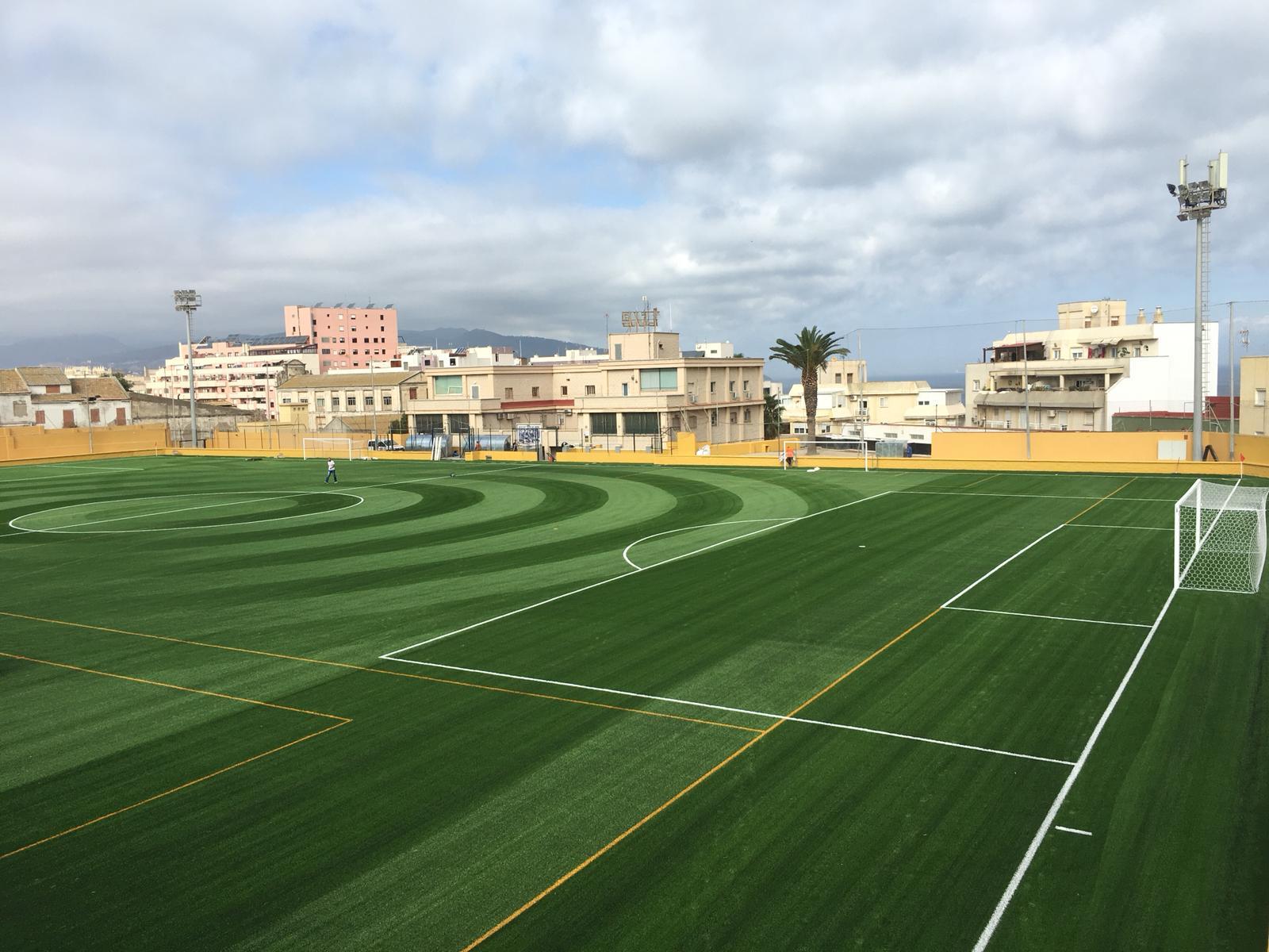 Campo de Fútbol Martínez Pirri, Ceuta Image
