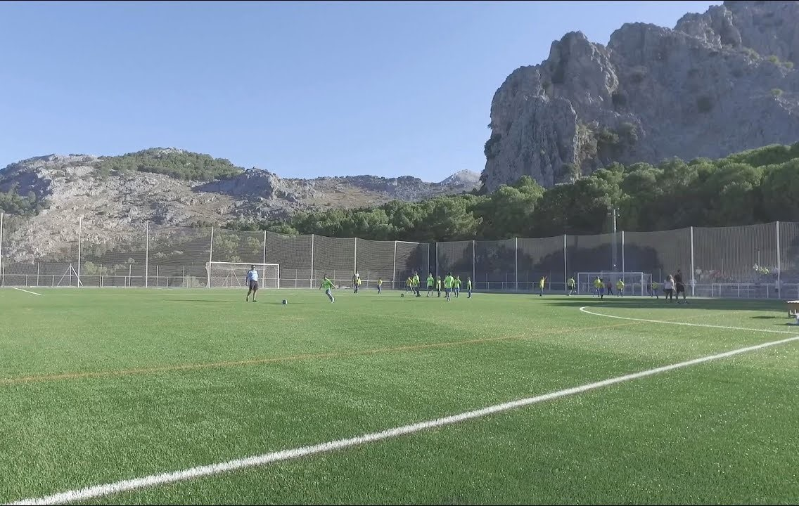 Campo de Fútbol El Peñón Grande, Cádiz Image