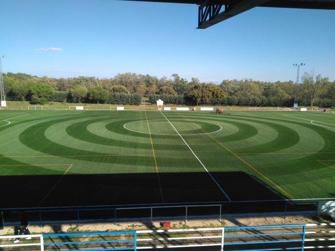 Campo de Fútbol de Candeleda, Ávila Image