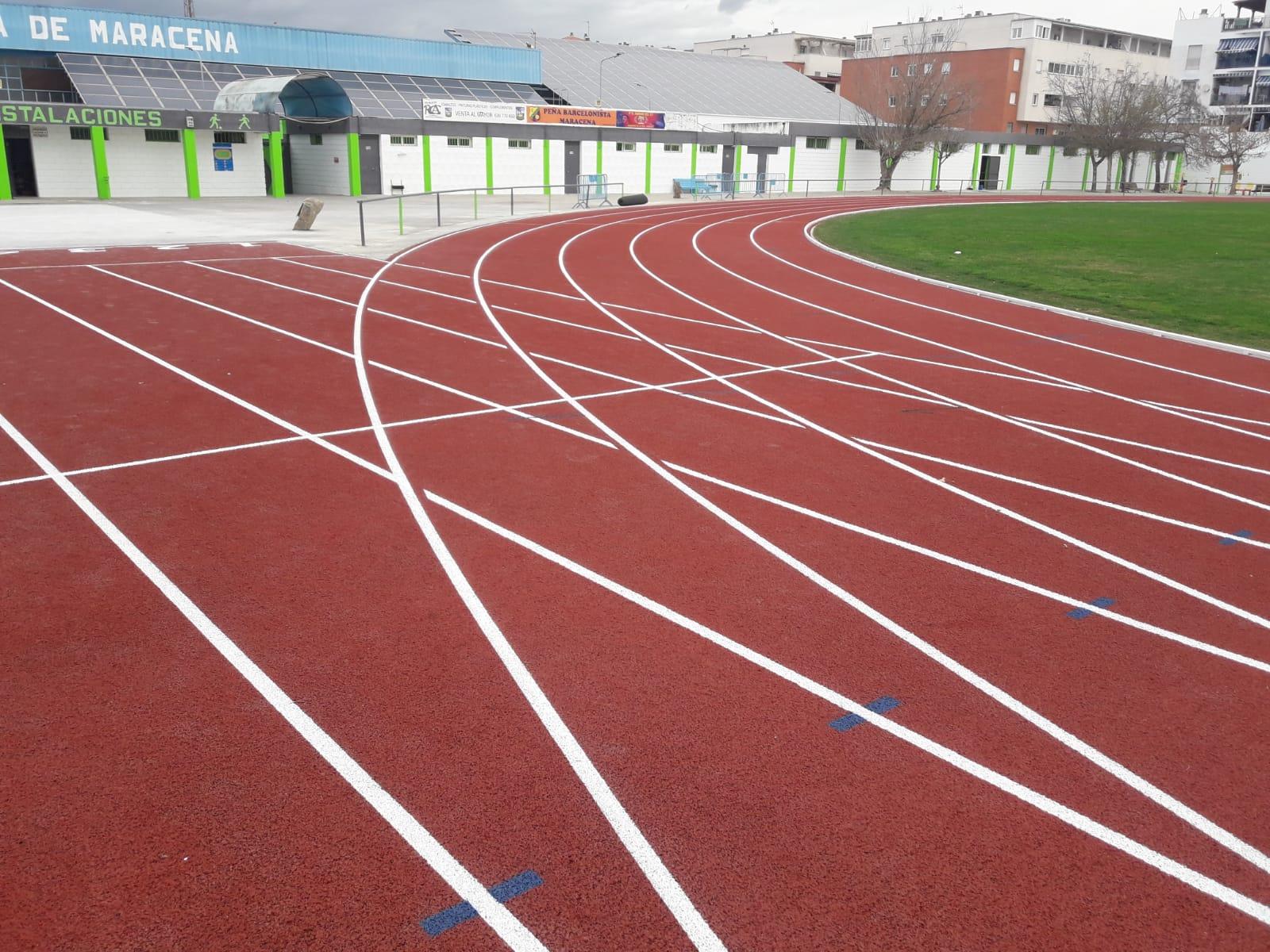 Ciudad Deportiva de Maracena, Granada Image