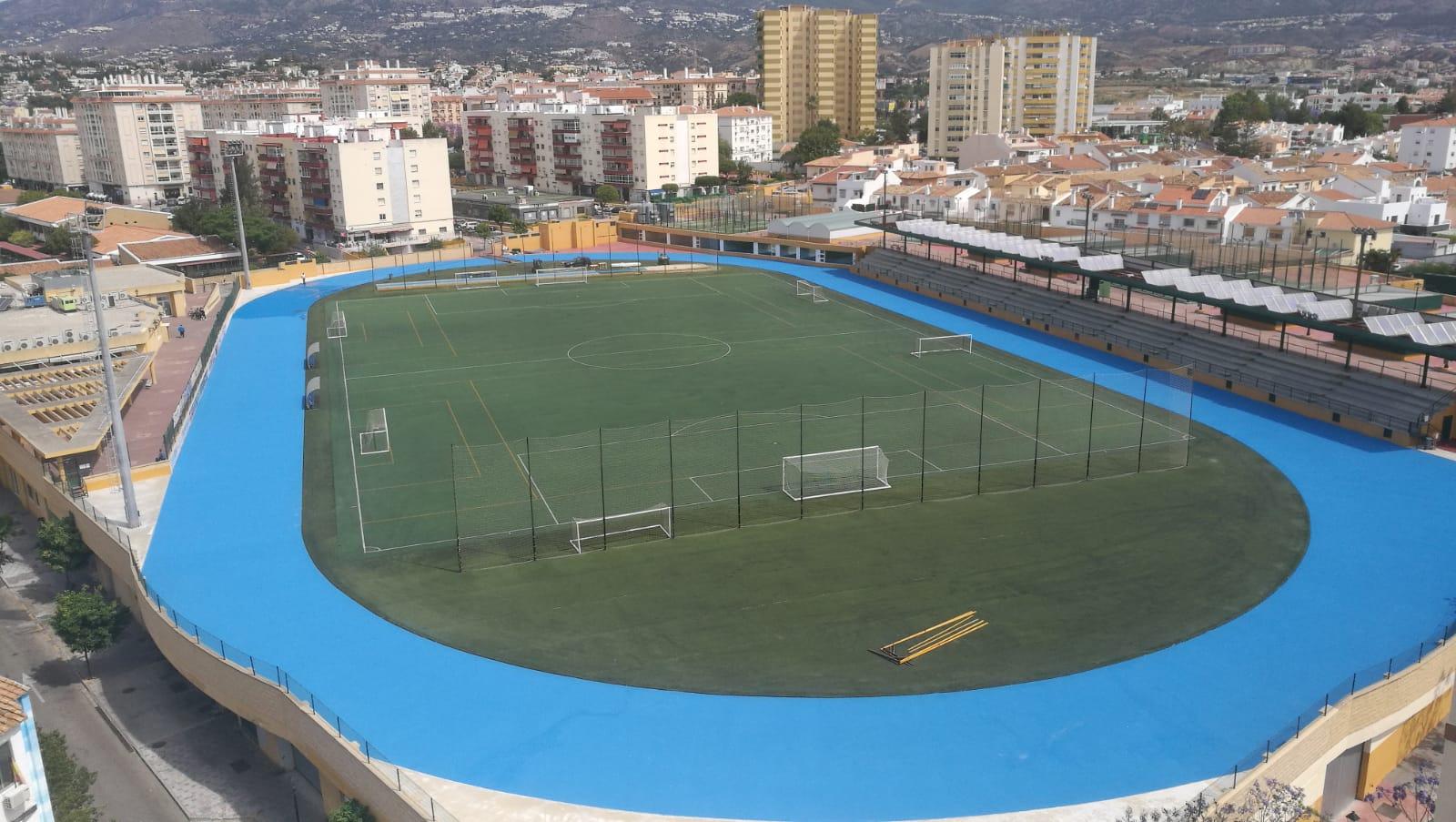 Complejo Deportivo Municipal Elola, Fuengirola Image