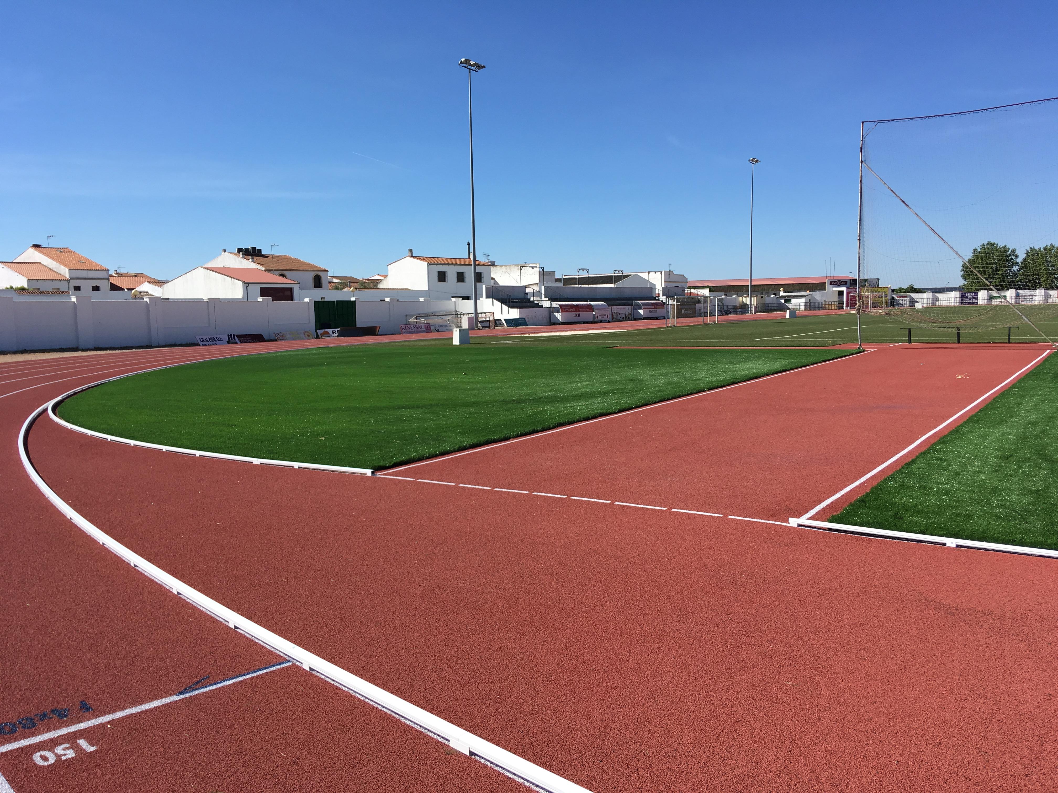 Estadio Municipal de Deportes de Azuaga, Badajoz Image