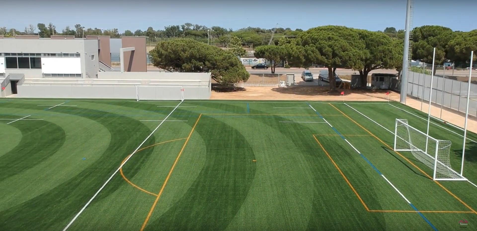 Estadio British School en Castelldefels, Barcelona Image