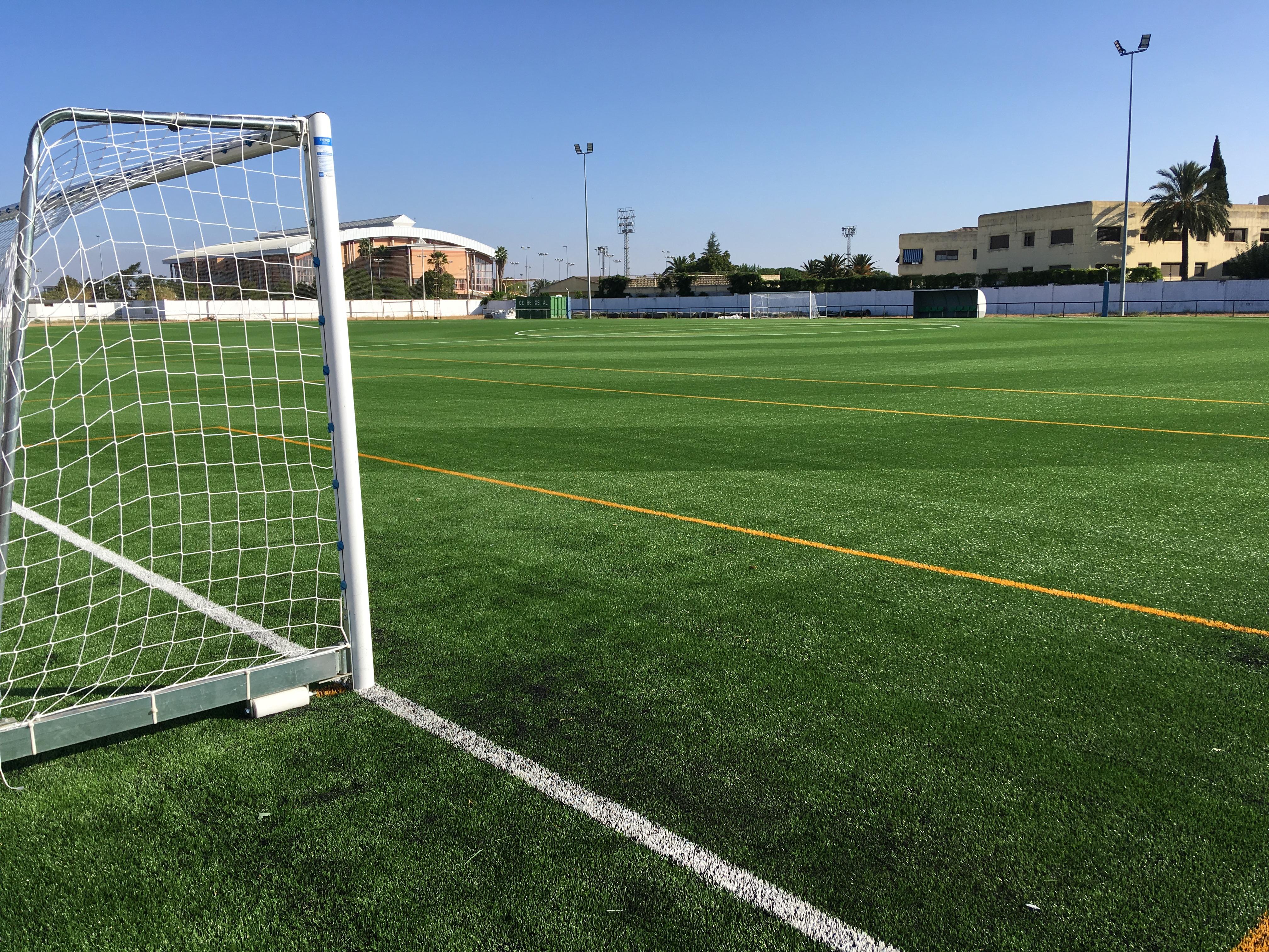 Campo de la Federación Extremeña de Fútbol, Badajoz Image