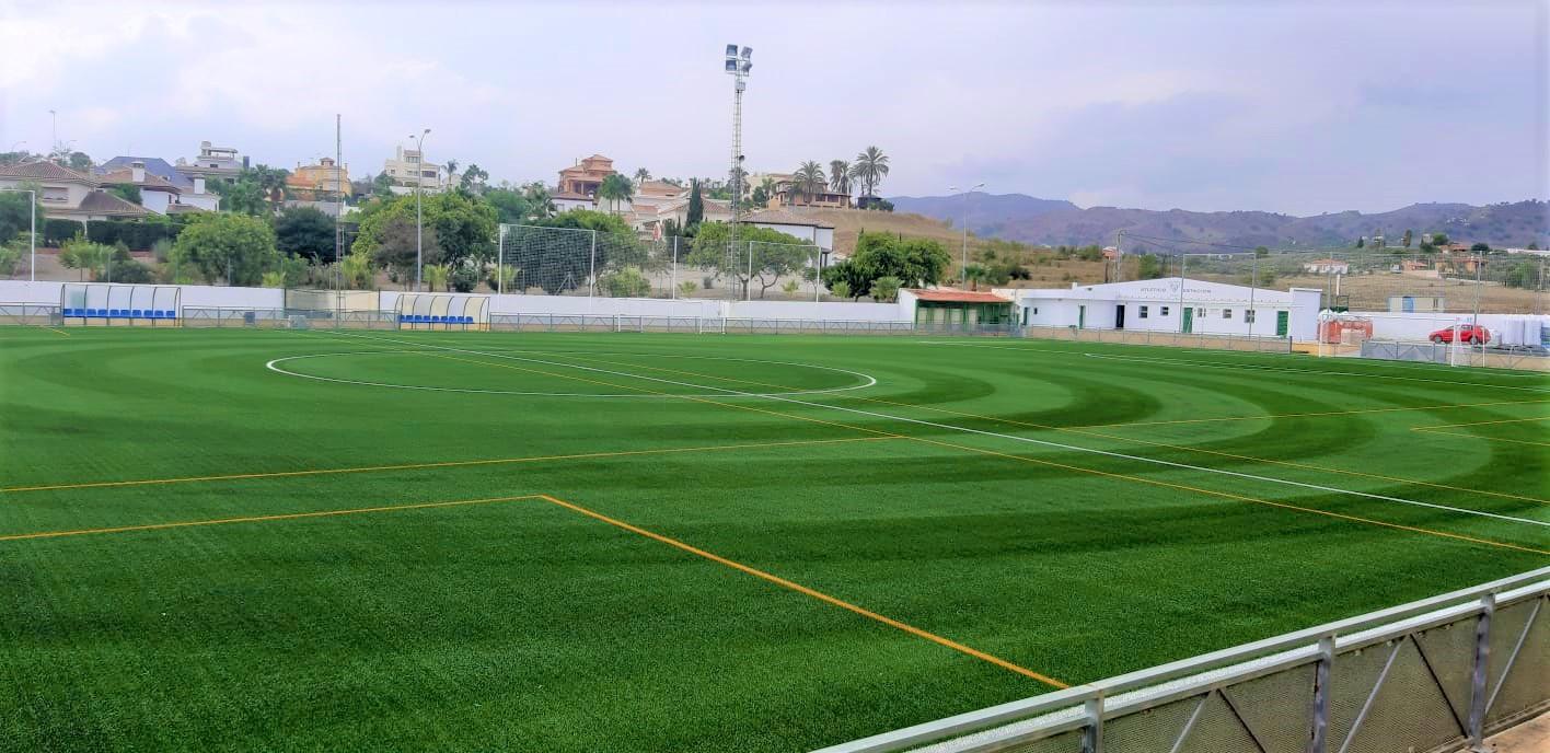 Campo de Fútbol municipal de Cártama, Málaga Image