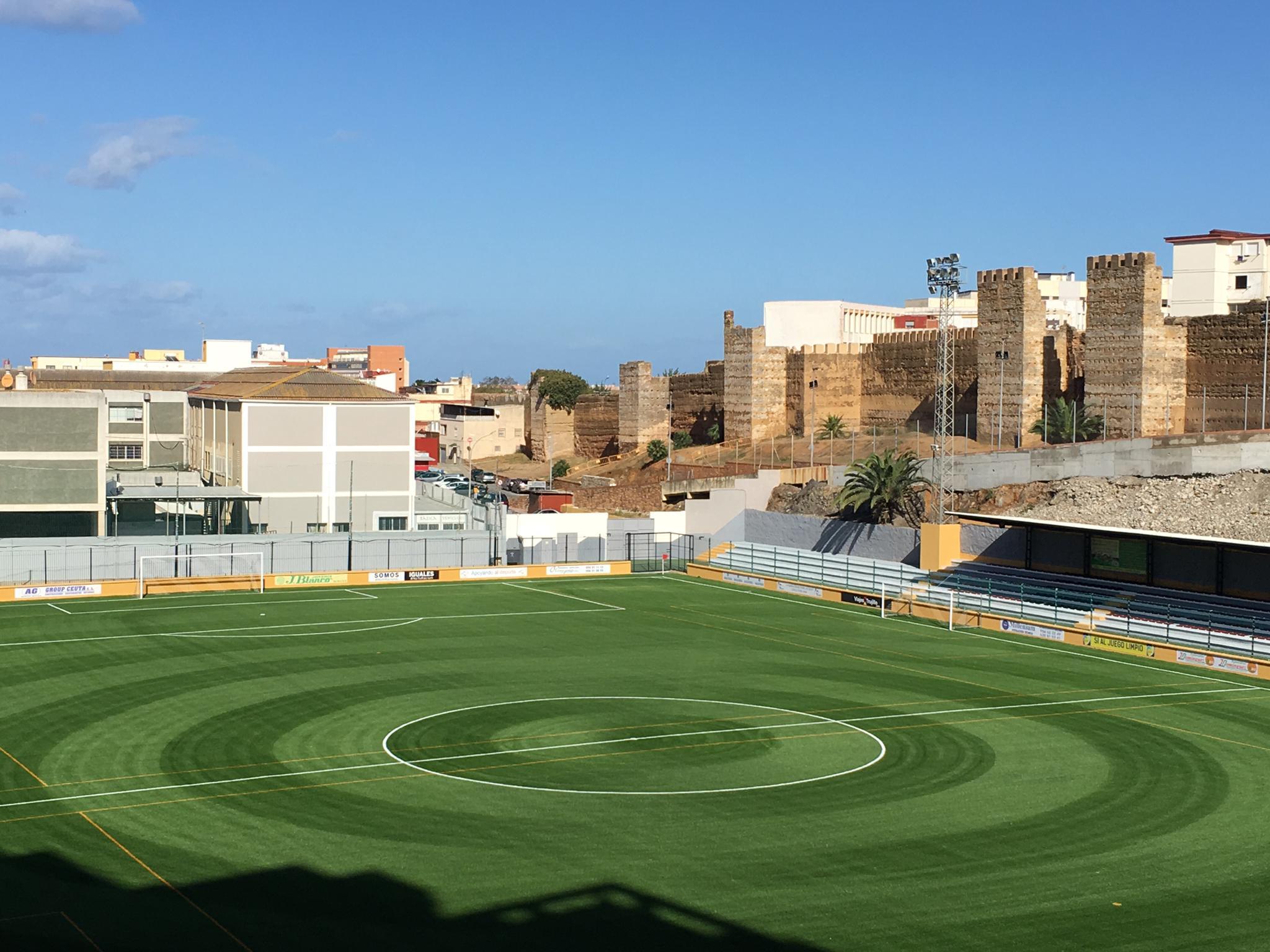 Campo de Fútbol José Benoliel – Ceuta Image