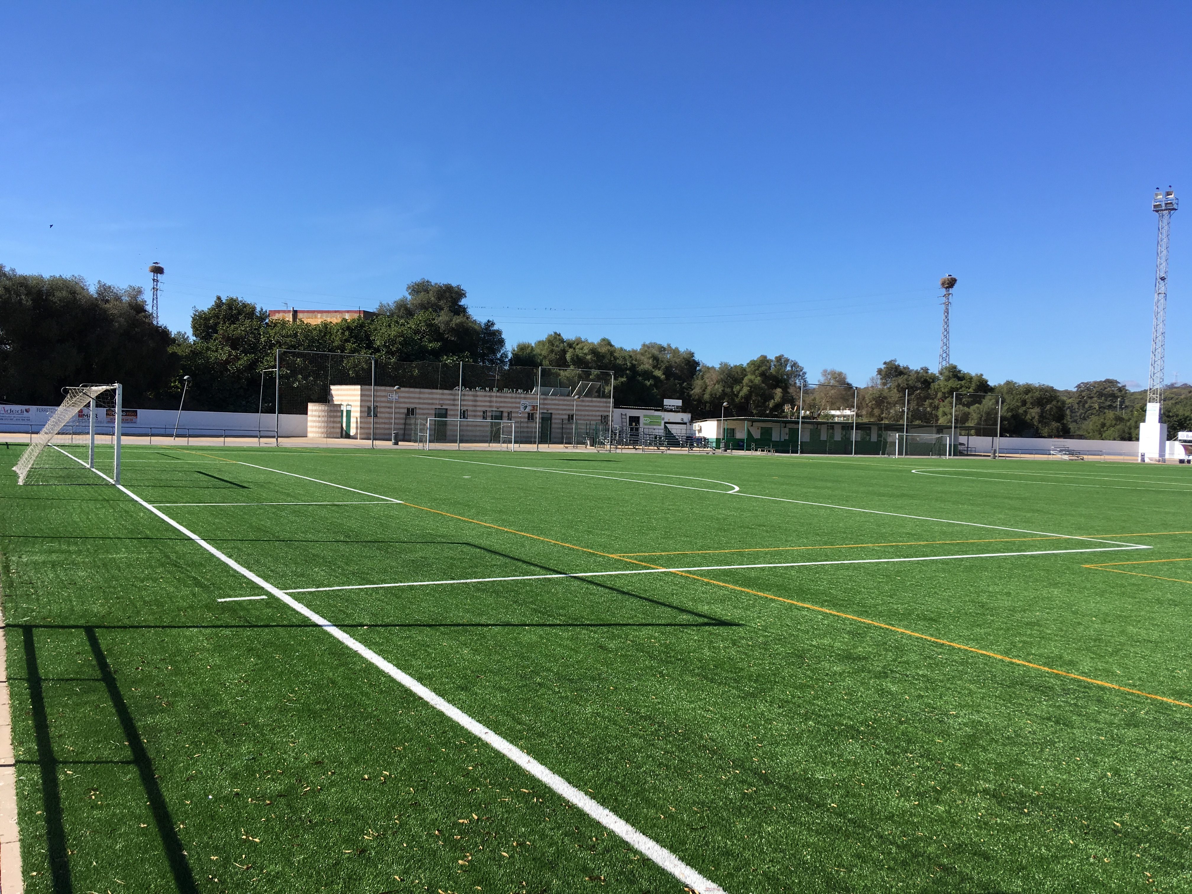 Campo de Fútbol municipal Hnos García Mota – San Roque, Cádiz Image