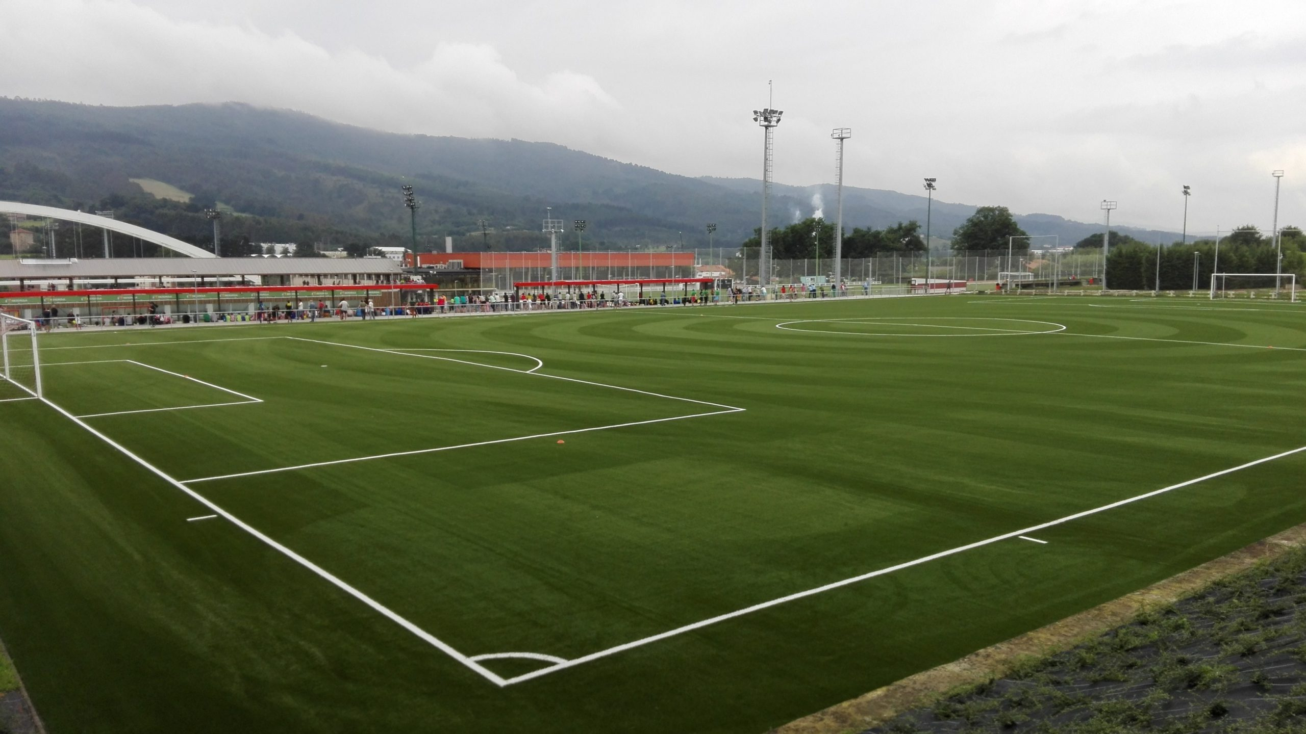 Instalaciones de Lezama-Athletic Club Image