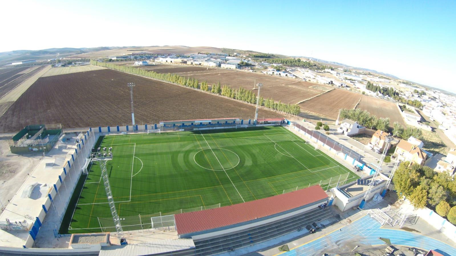 Campo de Fútbol Municipal de Campillos – Campillos (Málaga) Image