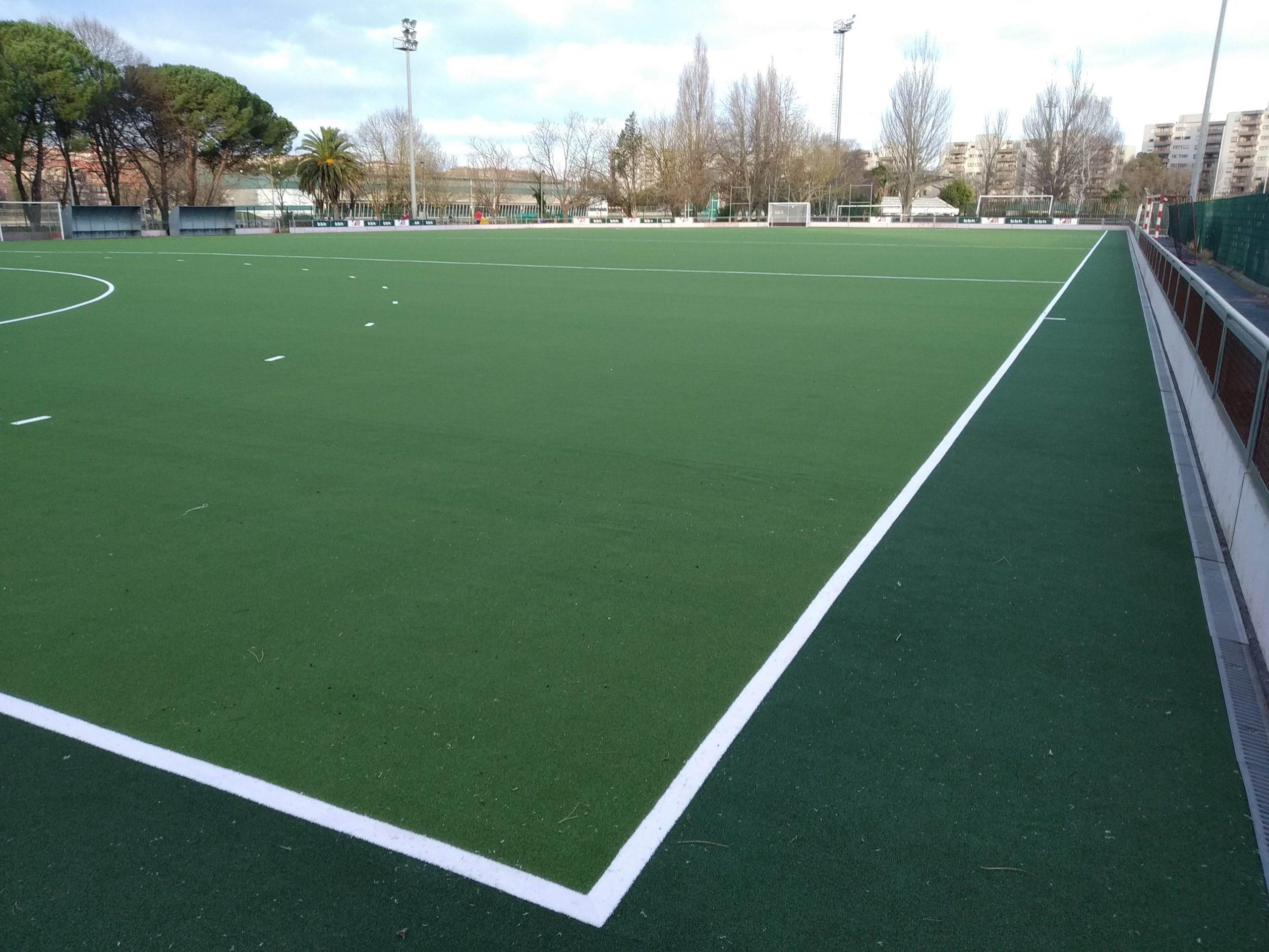 Campo de Hockey Fadura de Getxo (Vizcaya) Image