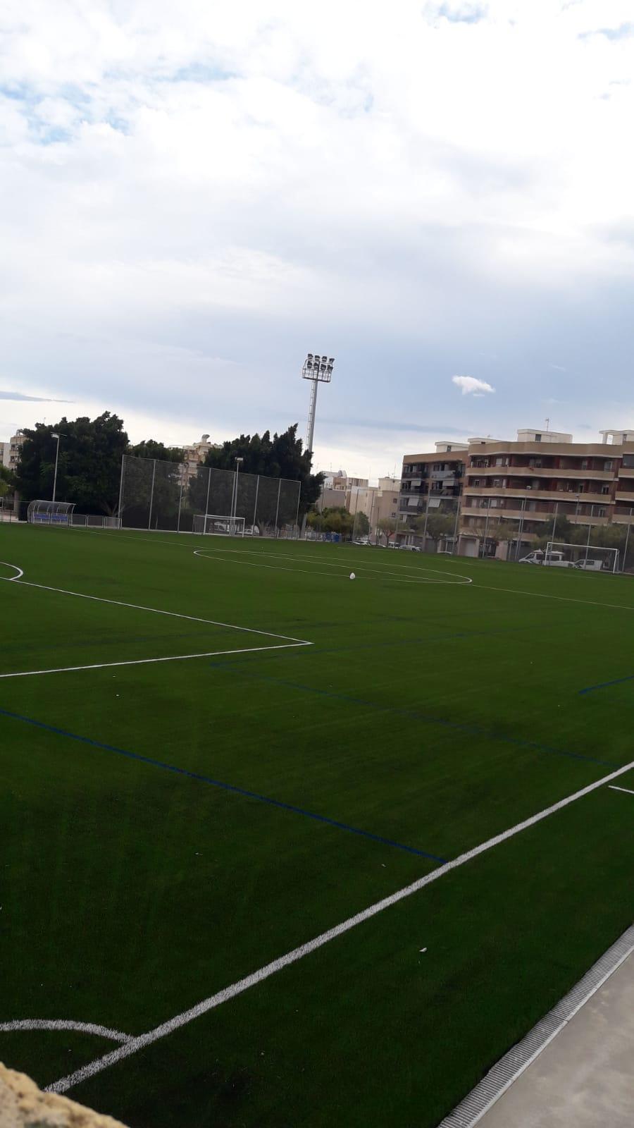 Campo de Fútbol Anexo de la Ciudad Deportiva Municipal de San Vicente del Raspeig (Alicante) Image