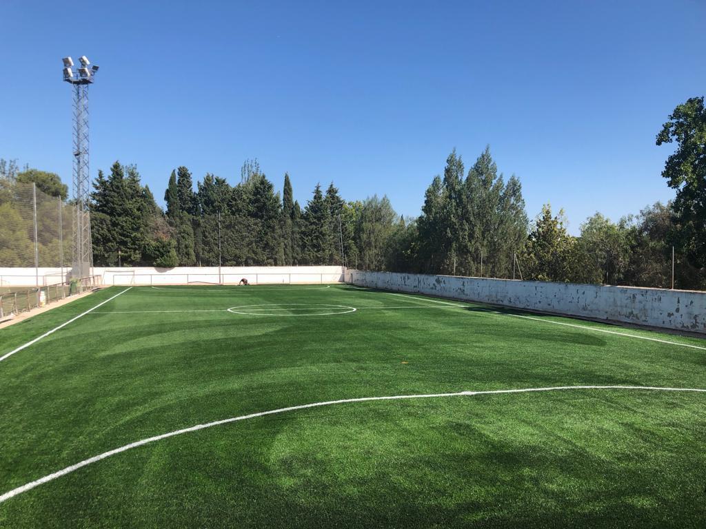 Campo de Fútbol 5 de Cheste (Valencia) Image