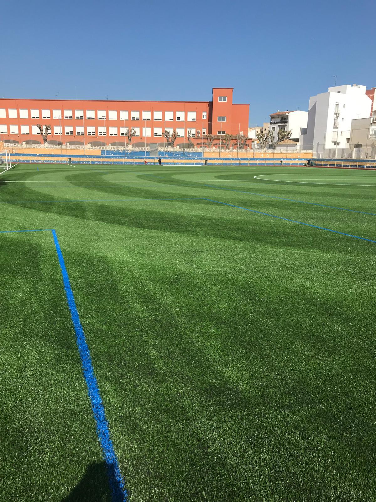 Campo de Fútbol El Rodat de Denia (Alicante) Image