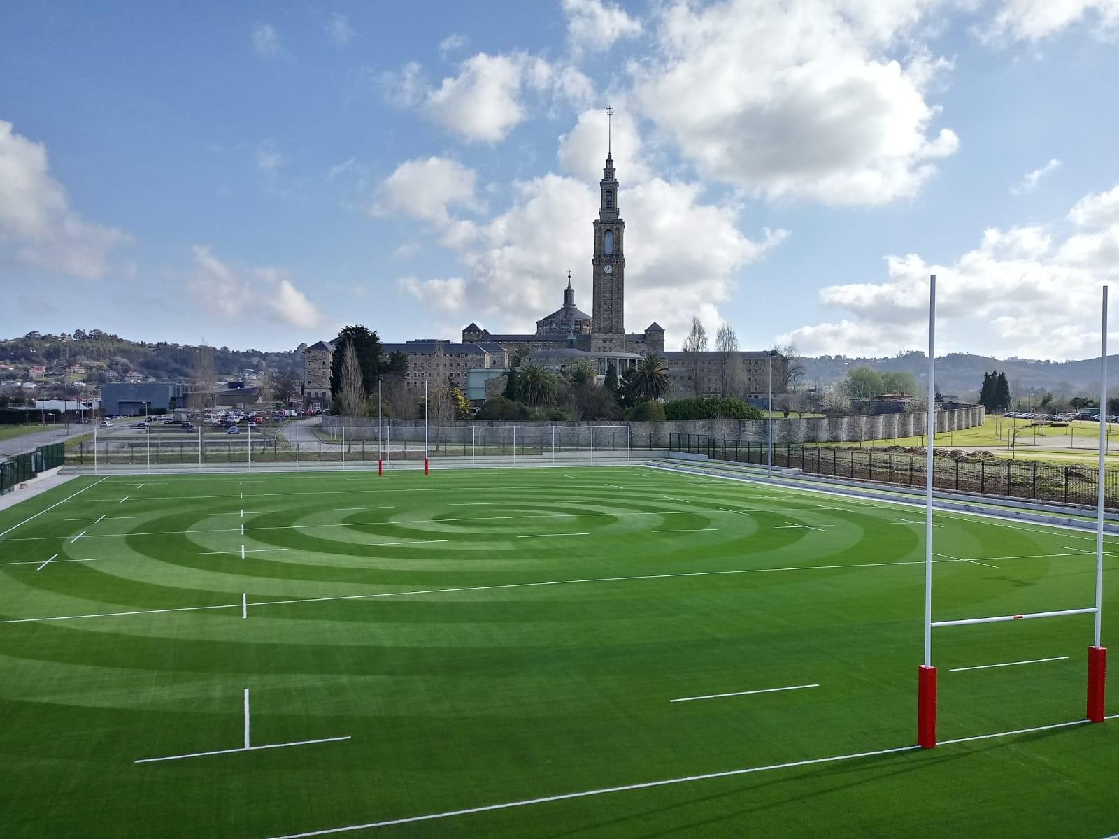 Campo de Rugby de la Universidad Laboral de Gijón (Homologación World Rugby) Image